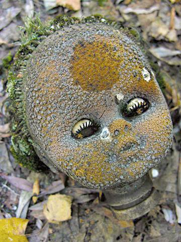 Traces Tchernobyl - Prypiat. Jardin d'enfant / Sept.2005